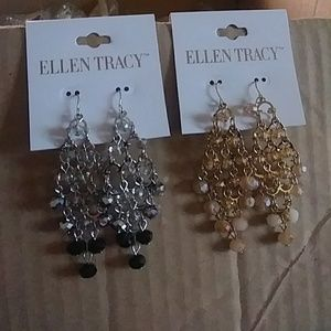 Ellen tracy Earrings